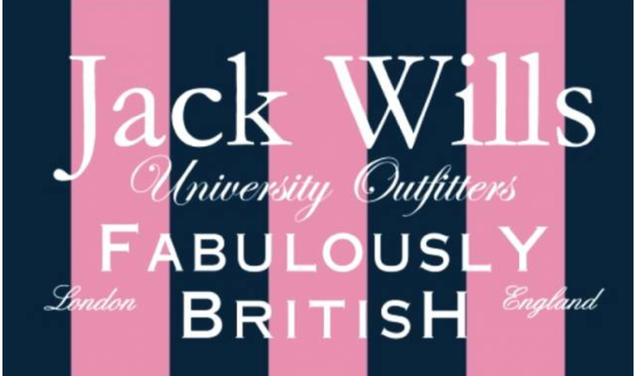 Jack Wills Sale Up to 60% OFF + 20% OFF Code