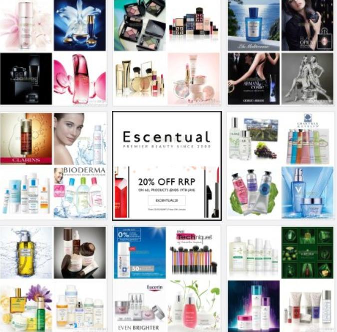 Escentual.com big promotion! !
