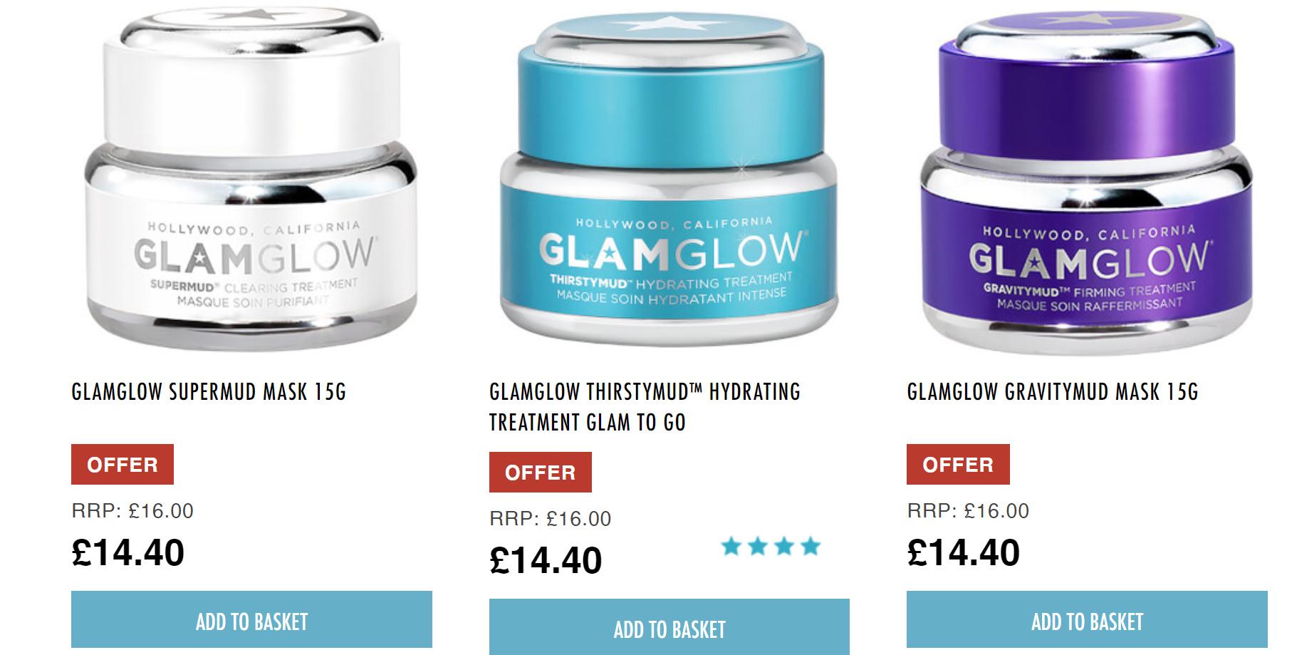 GLAMGLOW Glow Mask 10% OFF