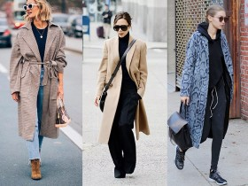 Autumn and winter coat recommended in 2019 UK