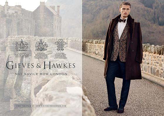 英国男装品牌