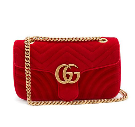 Gucci GG Marmont 斜挎包